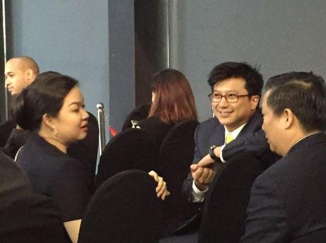 Tong thong Obama gap go doanh nghiep Viet Nam - Anh 7