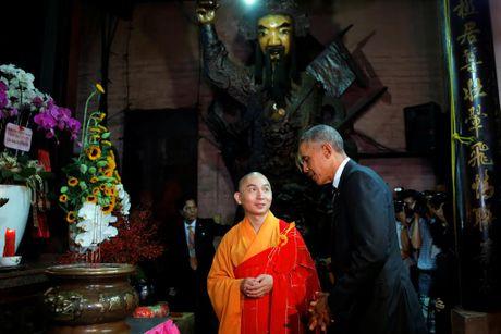 Chua Ngoc Hoang don Tong thong My Obama - Anh 1
