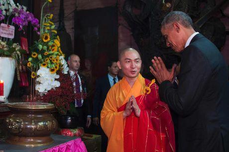 Chua Ngoc Hoang don Tong thong My Obama - Anh 2