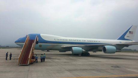 Tuong thuat Obama phat bieu truoc gioi tre Viet Nam - Anh 2
