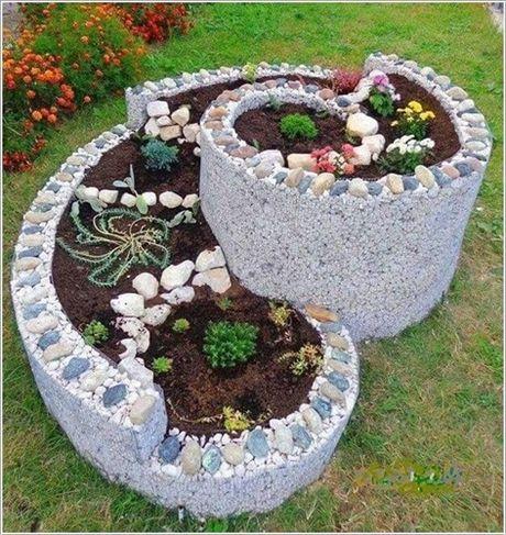 Cách thiết kế những vườn hoa nhỏ cho nhà đẹp đón hè