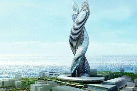 Những cao ốc có kiến trúc 'kỳ quái' nhất hành tinh