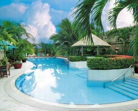 5 nguyên tắc chọn gạch ốp lát cho bể bơi