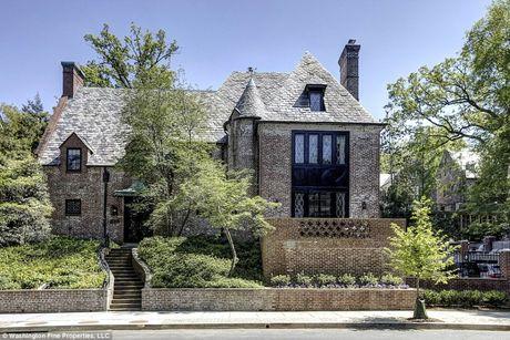 """Cận cảnh ngôi nhà thuê giá 4 triệu USD Obama sẽ ở sau khi """"về hưu"""""""