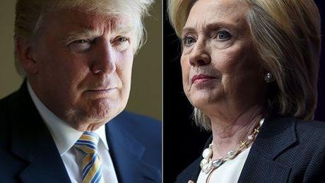 Quan he Viet – My ra sao neu ba Clinton hay ong Trump lam tong thong? - Anh 1