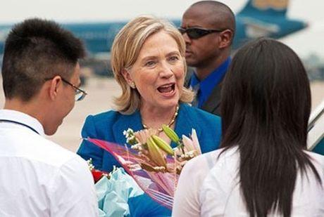 Quan he Viet – My ra sao neu ba Clinton hay ong Trump lam tong thong? - Anh 2