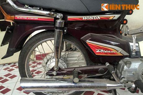 Honda Dream Thai vut moc meo 16 nam gia 200 trieu - Anh 10