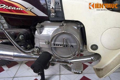 Honda Dream Thai vut moc meo 16 nam gia 200 trieu - Anh 12