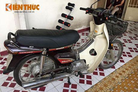 Honda Dream Thai vut moc meo 16 nam gia 200 trieu - Anh 1