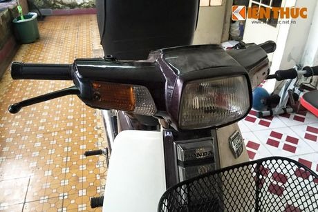 Honda Dream Thai vut moc meo 16 nam gia 200 trieu - Anh 2
