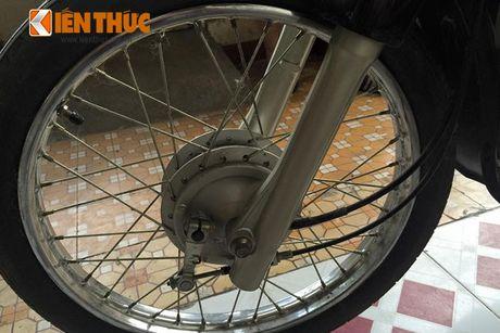 Honda Dream Thai vut moc meo 16 nam gia 200 trieu - Anh 7