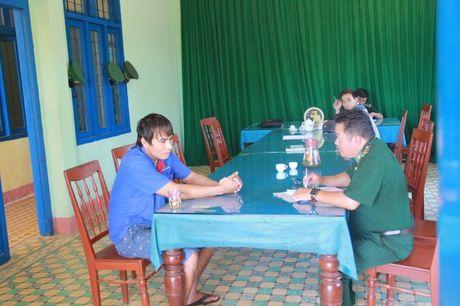 Tau Trung Quoc tong tau ca Viet Nam o Hoang Sa - Anh 4