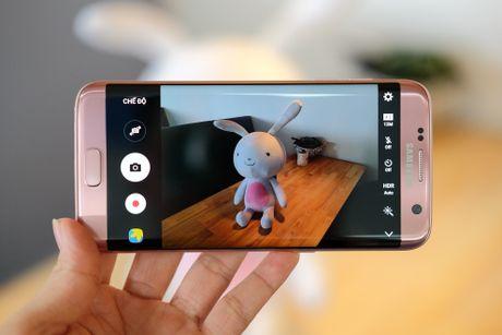 Mo hop Galaxy S7 edge mau hong chinh hang vua ban o VN - Anh 14
