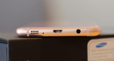 Mo hop Galaxy S7 edge mau hong chinh hang vua ban o VN - Anh 7