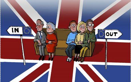 Sẽ có một cuộc trưng cầu dân ý thứ hai về việc Anh đi hay ở EU? Hình minh họa: Internet
