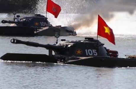 Nga de xuat goi nang cap PT-76B cho Viet Nam - Anh 1