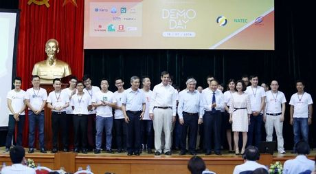 Demo Day 2016: Tiep suc cho the he tre dam me va phat trien KH&CN - Anh 2
