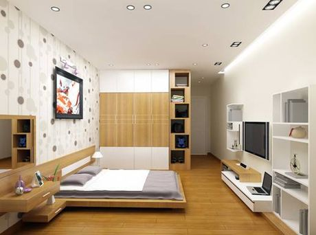 1 23686 Phương pháp bố trí phong thủy cho căn hộ có nhiều phòng ngủ
