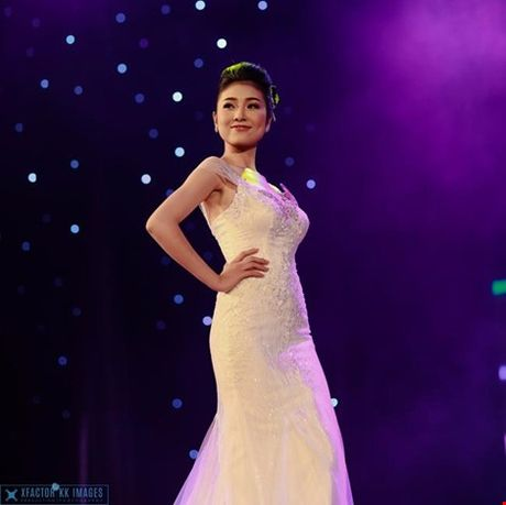 Nguoi dep giong hoa hau Nguyen Thi Huyen nhat o Hoa hau VN 2016 - Anh 16