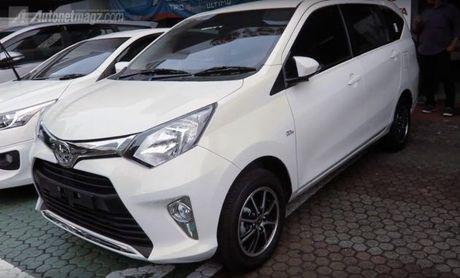 Xe gia dinh Toyota Calya gia re khoang 255 trieu dong ra mat o Indonesia - Anh 13