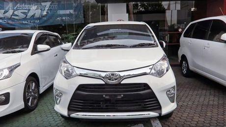 Xe gia dinh Toyota Calya gia re khoang 255 trieu dong ra mat o Indonesia - Anh 3