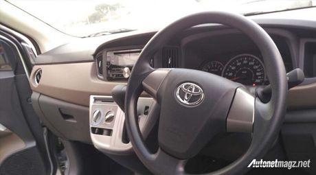 Xe gia dinh Toyota Calya gia re khoang 255 trieu dong ra mat o Indonesia - Anh 5