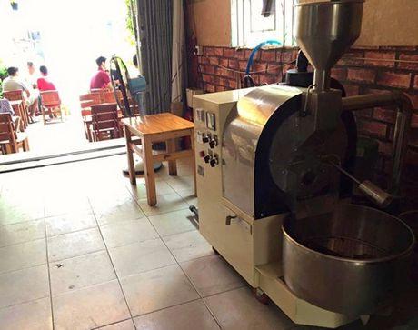 Chon may rang cafe su dung gas an toan - Anh 1