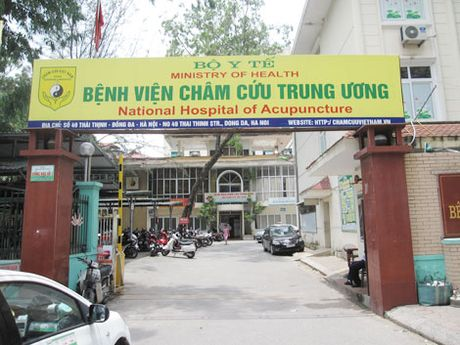 Bo Y te ung ho lien ket giua Benh vien Cham cuu TW va Trung tam Huong Sen - Anh 1