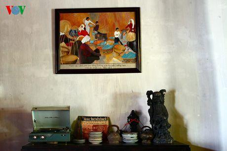 Nha tho co dong ho khoa bang Nguyen Tuong o Hoi An - Anh 15