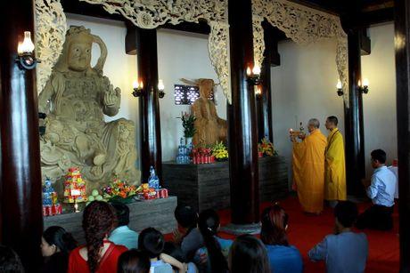 Phat tu doi mua du Le Vu Lan tai Cong vien nghia trang dep nhu Resort tai Phu Tho - Anh 5