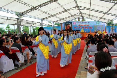 Phat tu doi mua du Le Vu Lan tai Cong vien nghia trang dep nhu Resort tai Phu Tho - Anh 6