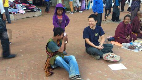 Mot du khach nguoi Viet da thu dong vai an xin o Nepal va ket qua nhan duoc that bat ngo - Anh 8