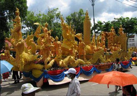 """Thái Lan muốn mang SEA Games tới """"ngã ba"""" Thái- Lào- Campuchia"""