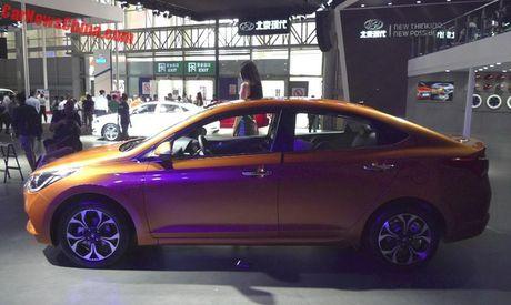 Xe gia 200 trieu Dong Hyundai Verna 2016 chinh thuc ra mat - Anh 3