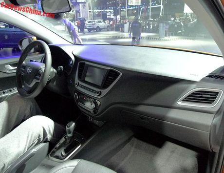 Xe gia 200 trieu Dong Hyundai Verna 2016 chinh thuc ra mat - Anh 4
