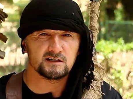 Cuu chi huy luc luong dac nhiem Tajikistan duoc chon la thu linh moi cua IS - Anh 1