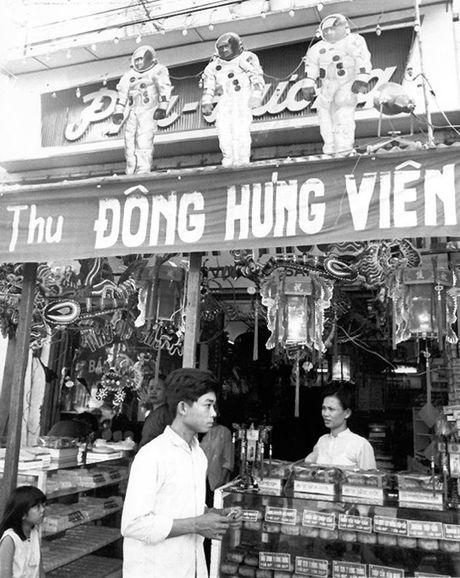 Bo anh tuyet dep ve Tet Trung Thu xua o Viet Nam - Anh 12