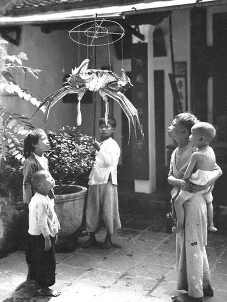 Bo anh tuyet dep ve Tet Trung Thu xua o Viet Nam - Anh 6