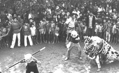 Bo anh tuyet dep ve Tet Trung Thu xua o Viet Nam - Anh 9