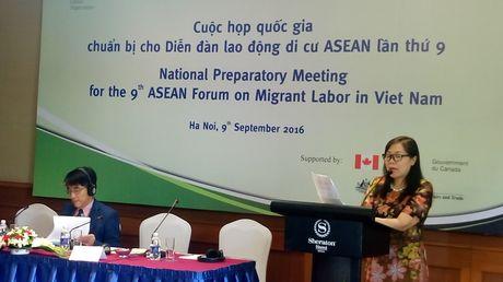 Bảo vệ quyền lợi cho lao động di cư ASEAN