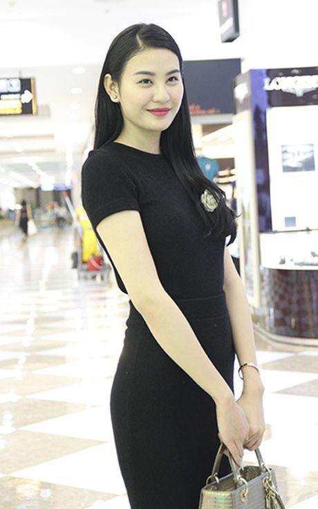 Tra Ngoc Hang than thiet cung Andrea tham gia Make up show - Anh 2