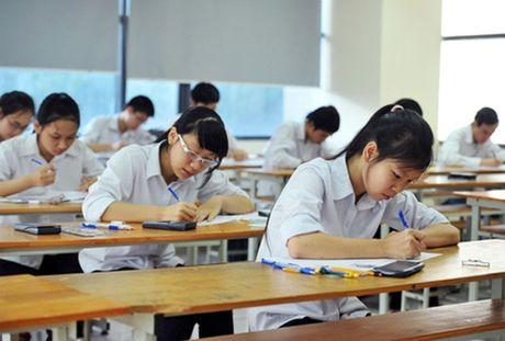 Không nên dùng điểm tổng kết để xét tốt nghiệp THPT 2017