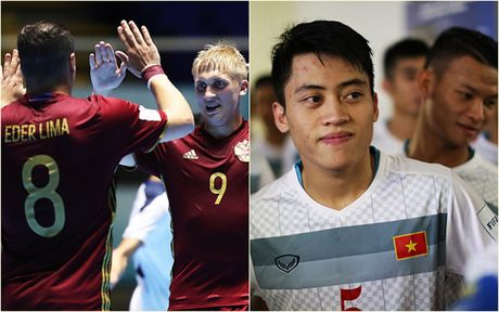 Lich thi dau vong 1/8 FIFA Futsal World Cup 2016 - Anh 1