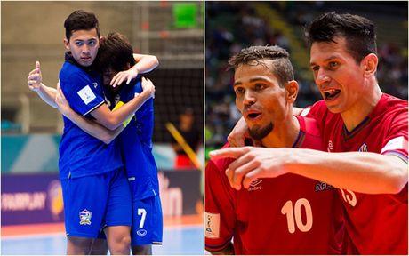 Lich thi dau vong 1/8 FIFA Futsal World Cup 2016 - Anh 6