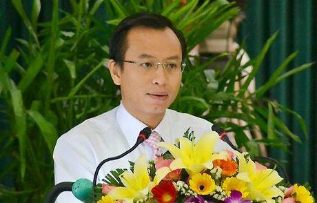 Bi thu Da Nang chan chinh cong tac quy hoach xay dung - Anh 1