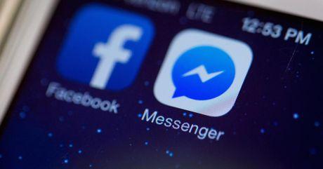 Facebook cap nhat ung dung Messenger ho tro CallKit cua Apple - Anh 1