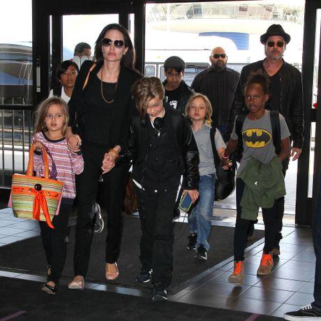 Angelina Jolie dam don ly di vi Brad Pitt bao hanh con cai? - Anh 2