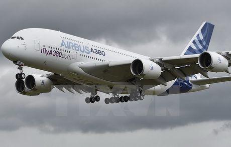 My gianh chien thang trong vu kien EU tro cap hang Airbus - Anh 1