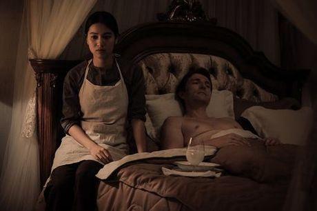 Sao Viet 'run ray' vi canh nhay cam trong phim kinh di - Anh 2