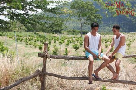 Sao Viet 'run ray' vi canh nhay cam trong phim kinh di - Anh 8